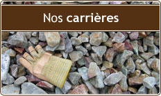 Nos Carrieres / Our quarry